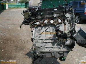 Двигатель на Mazda 3; 6 L3-VE