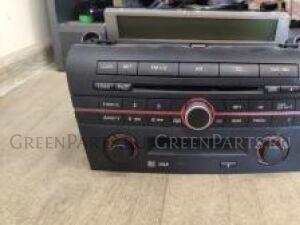 Магнитофон на Mazda AXELA, MAZDA 3 BK5P, BK3P, BKEP