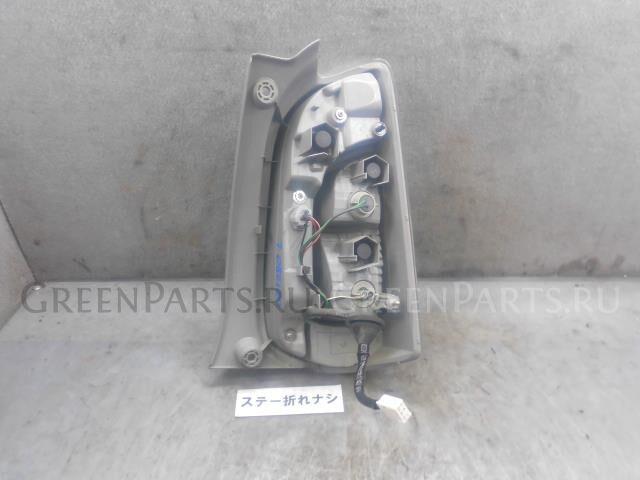 Стоп на Toyota Passo KGC30 1KR-FE