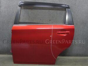 Дверь боковая на Toyota Wish ZGE20W 2ZR-FAE