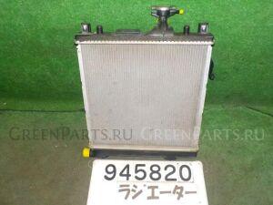 Радиатор двигателя на Suzuki Wagon R MH23S K6A
