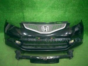 Бампер на Honda Fit GE8 L15A-155