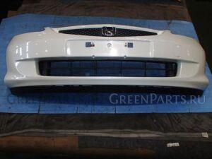 Бампер на Honda Fit GD2 L13A