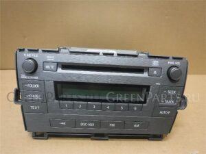 Автомагнитофон на Toyota Prius ZVW30 2ZRFXE