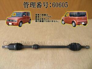 Привод на Nissan Cube BZ11 CR14DE