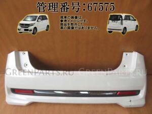 Бампер на Honda N-WGN JH1 S07A