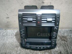 Автомагнитофон на Toyota Crown GWS204 2GR-FSE
