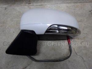 Зеркало двери боковой на Toyota Ractis NSP120 1NRFE