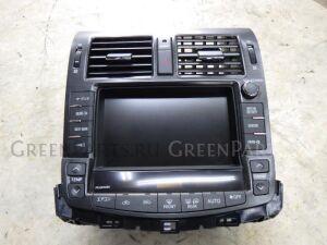 Автомагнитофон на Toyota Crown GRS200 4GRFSE