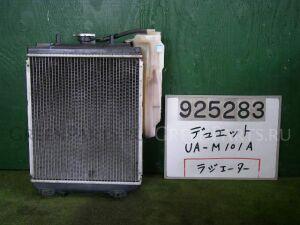 Радиатор двигателя на Toyota Duet M101A K3-VE