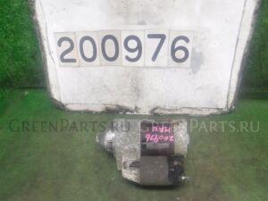 Стартер на Suzuki Alto HA11S F6AT