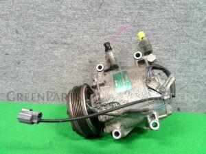 Компрессор кондиционера на Honda Airwave GJ2 L15A