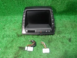 Автомагнитофон на Toyota Prius NHW20 1NZ-FXE