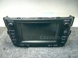 Автомагнитофон на Toyota MARK X GEO ANA10 2AZ-FE