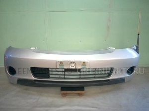 Бампер на Toyota Ist NCP60 2NZ-FE