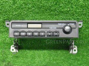 Автомагнитофон на Toyota Probox NCP58G 1NZ-FE