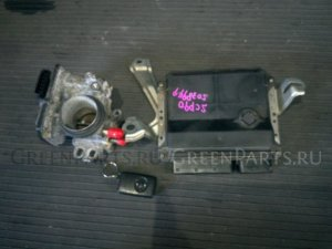 Дроссельная заслонка на Toyota Vitz SCP90 2SZ-FE