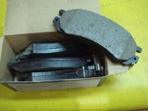 Тормозные колодки на Nissan Auster PT12, T12