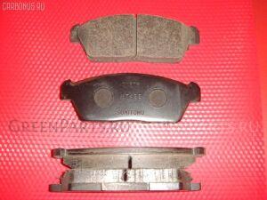 Тормозные колодки на Mazda CAPOL AC6R