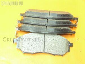 Тормозные колодки на Nissan Cedric Y34