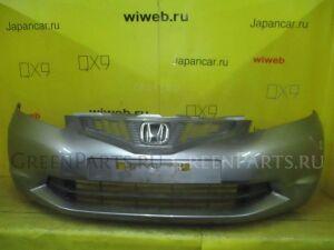 Бампер на Honda Fit GE8