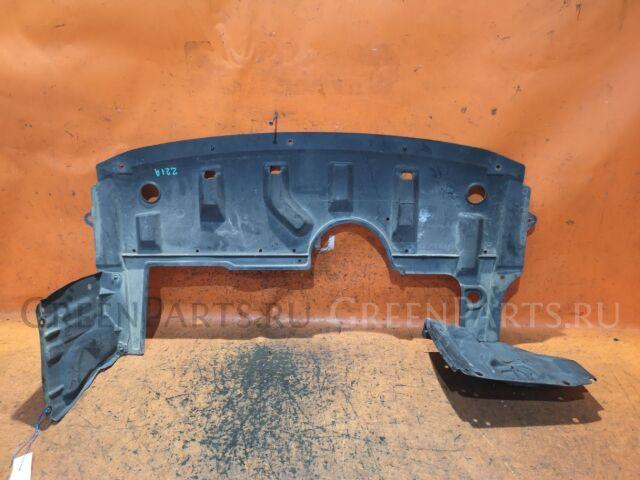 Защита двигателя на Mitsubishi Colt Z21A 4A90