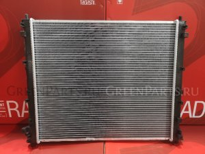 Радиатор двигателя на <em>Cadillac</em> <em>SRX</em> 3.6 V6