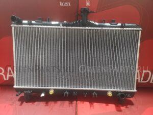 Радиатор двигателя на Chevrolet Camaro ES LS3 6.2L