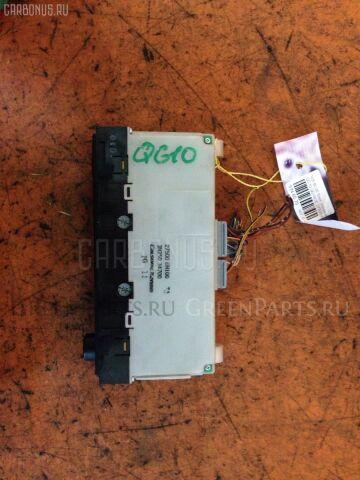 Блок управления климатконтроля на Nissan Bluebird Sylphy QG10 QG18DE