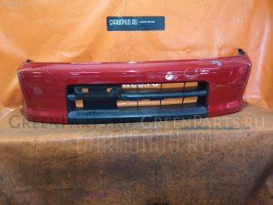 Бампер на Nissan Cube Z10