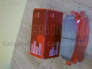 Тормозные колодки на Nissan Terrano Regulus JLR50, JLUR50, JRR50, JTR50