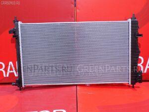 Радиатор двигателя на Opel Insignia G09