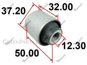 Сайлентблок на Honda Civic E-MA6, E-MA4, E-EJ4, E-MA7, E-MA5, E-EJ3, E-EH1, E ZC, D16A9, D16A7, D15B4, D15B3, D15B2, D13B2, D12B