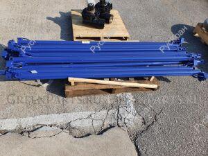 S307590A Гидроцилиндр выдвижения аутригера передне DONG YANG