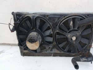 Радиатор на Seat Ibiza