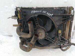 Радиатор на Fiat Bravo