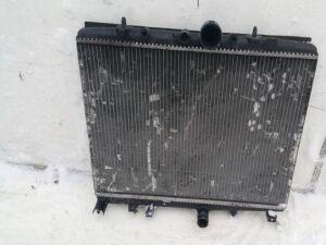 Радиатор на Citroen C5