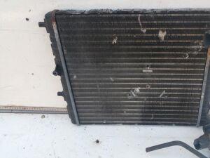 Радиатор на Skoda Fabia