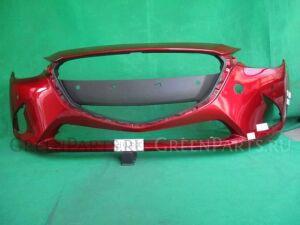 Бампер на Mazda Demio D09H-50-031E P3VPS