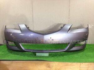 Бампер на Mazda Axela